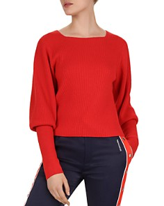 The Kooples - Juliet-Sleeve Sweater