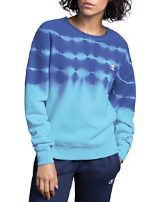 Champion - Reverse Weave Tie-Dye Sweatshirt