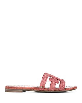 bba32bf6d975 ... Sam Edelman - Women s Beckie Woven Slide Sandals