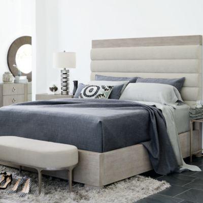Bernhardt Linea Upholstered Queen Bed, Linea Queen Bed