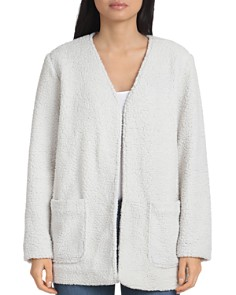 Bagatelle - Sherpa Open Cardigan
