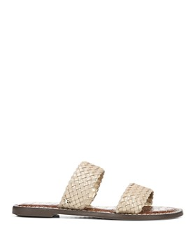 Sam Edelman - Women's Gala Woven Slide Sandals