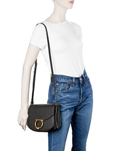 Salvatore Ferragamo - Margot Leather Shoulder Bag