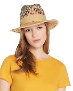 Raffaello Bettini - Floral Detail Hat