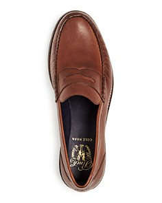 Cole Haan - Men's Pinch Grand Leather Penny Loafers