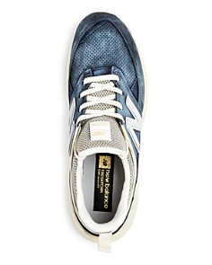 New Balance - Men's 574S 2.0 Vintage Pack Distressed Low-Top Sneakers