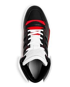 Y-3 - Men's Hayworth Leather High-Top Sneakers