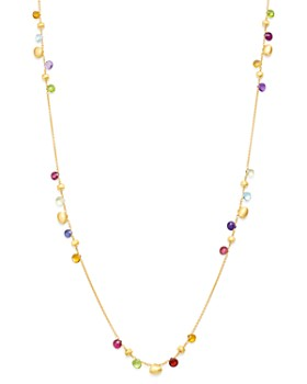 Marco Bicego - 18K Yellow Gold Paradise Gemstone Beaded Necklace, 36""