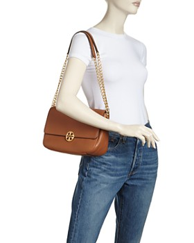 Tory Burch - Chelsea Leather Convertible Shoulder Bag
