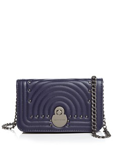 Longchamp - Cavalcade Leather Chain Wallet