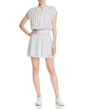 e4037bd065ea Rails - Angelina Striped Smocked Dress ...
