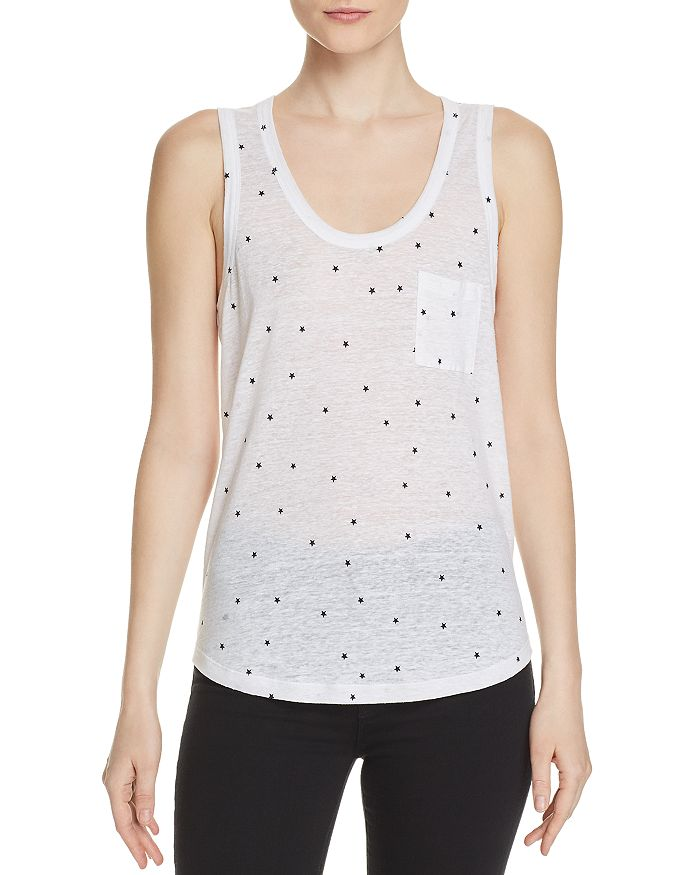 Rails - Quinn Patch Pocket Tank