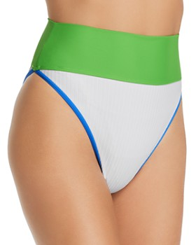 Beach Riot - Highway Ribbed Bikini Bottom - 100% Exclusive