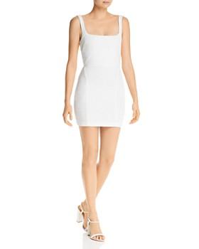 Bec & Bridge - Clemence Boucle Mini Dress