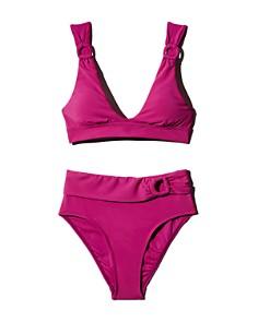 Robin Piccone - Kate Scoop Neck Bikini Top
