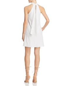 Laundry by Shelli Segal - Eyelet Halter Dress