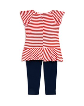 Splendid - Girls' Slub Tee & Leggings Set - Baby