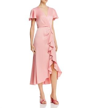 1069c2c9178 Jay Godfrey - Greta Faux-Wrap Dress ...