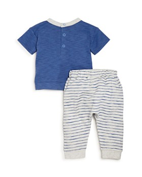 Miniclasix - Boys' Tee & Star Pants Set - Baby
