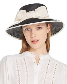 Helene Berman - Audrey Bow Detail Hat