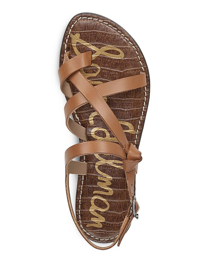 682985077afb Sam Edelman - Women s Gladis Strappy Knotted Sandals