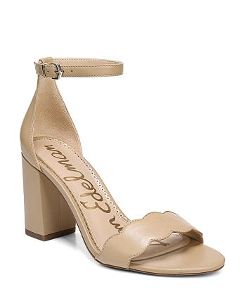 Sam Edelman - Women's Odila Block Heel Sandals