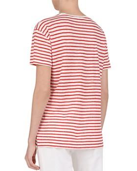Gerard Darel - Vlad Striped Linen Tee