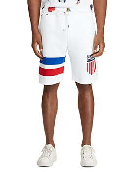 f757a2545cbb Polo Ralph Lauren - Double-Knit Tech Shorts ...