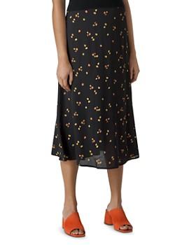 ecd5f75c92 Whistles - Floral Midi Skirt ...
