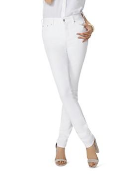 64af1ee69b10f NYDJ - Marilyn Straight-Leg Jeans in Optic White ...