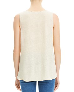 Theory - Relaxed Linen Tank