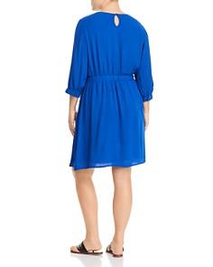 JUNAROSE Plus - Grua Lace-Trim Dress