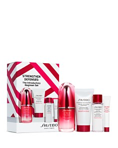 Shiseido - Strengthen Defenses: The Introductory Regimen Gift Set ($117 value)