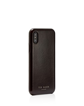 Ted Baker - Midoc Leather iPhone 6/6s/7/8 Clip Case