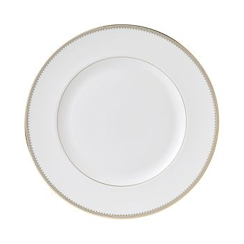 Wedgwood - Golden Grosgrain Dinner Plate