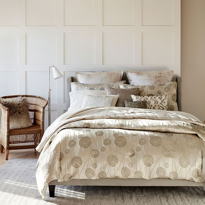 Michael Aram - Lily Pad Bedding Collection