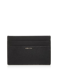 Paul Smith - Men's Beach Sketch Leather Card Case
