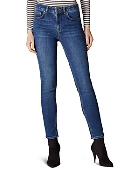 KAREN MILLEN - Skinny Jeans in Denim