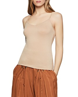 BCBGENERATION - Rib-Knit Essential Camisole