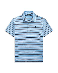 Ralph Lauren - Boys' Performance Lisle Polo Shirt - Big Kid