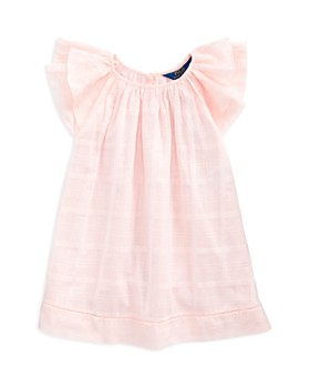 5bb7a7b9511 Ralph Lauren - Girls  Flutter-Sleeve Dress - Little Kid ...
