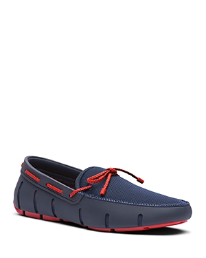 Swims Loafers MEN'S BRAIDED LACE LOAFERS