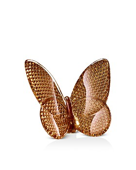 Baccarat - Diamant 20K Gold Butterfly
