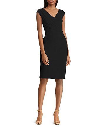 Ralph Lauren - Ruched Jersey Dress