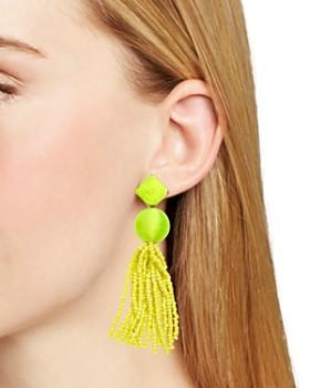 BAUBLEBAR - Azura Tassel Earrings