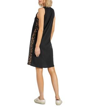 n:philanthropy - Alice Leopard-Trim Dress