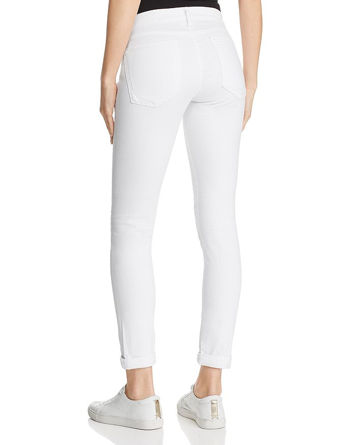 purchase newest cheaper sale wholesale dealer Dre Skinny Maternity Jeans in White