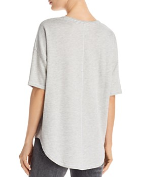 rag & bone/JEAN - Marlon High/Low Tee