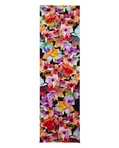 Echo - Digital Floral Scarf