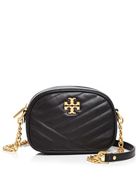 5b9e9a6de0 Tory Burch - Kira Small Chevron Camera Crossbody ...